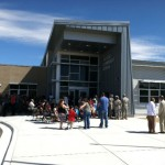 Ribbon Cutting Ceremony for Alcalde Elementary School